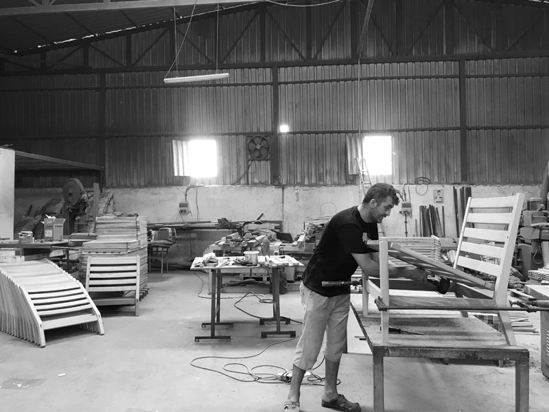 Gepetto Chair Factory